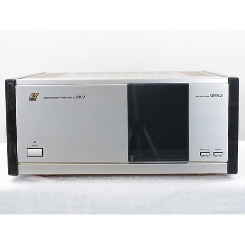 SANSUI B-2302 Vintage Stereo Power Amplifier Hi End