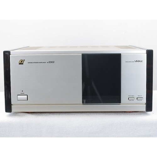 SANSUI B-2302 Vintage Stereo Power Amplifier Hi End at Best