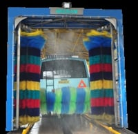 Automatic Commercial Vehicle Washing Machine