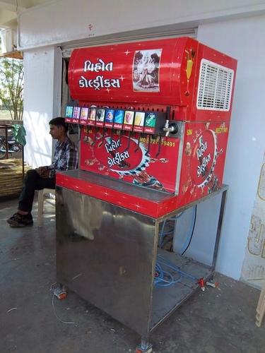 Soda Vending Machine  in   NAVAPARA