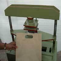 Paper Bag D Shape Handle Punching Machine