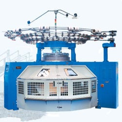Q Series Double Open Width Knitting Machine