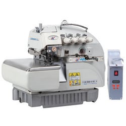 High Speed Overlock Sewing Machine For General Application