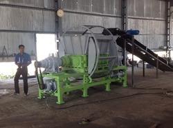 Heavy Duty Rubber Cracker Mill Machine