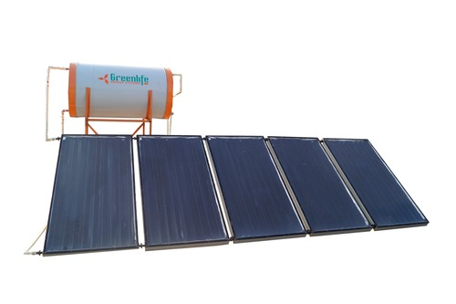 FPC Solar Water Heater in  New Area