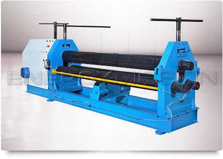 Plate Bending Machine in  Kirti Nagar Indl. Area (Kirti Nagar)