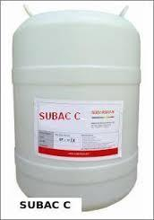 Subac C Microbial Culture Chemical For Sewage Treatment