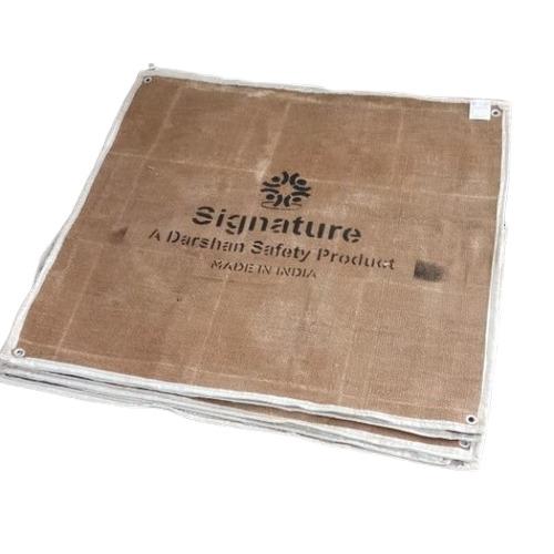 Ceramic Vermiculite Coated Cloth
