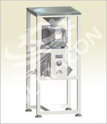 Gravity Feed Metal Detector