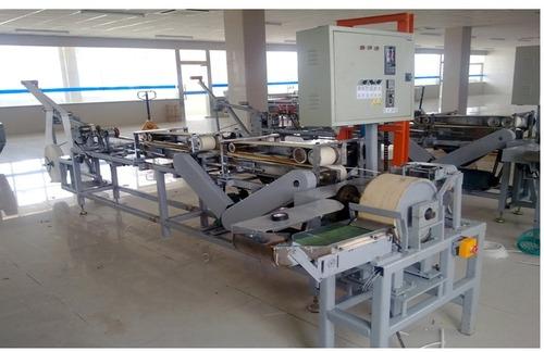 Cotton Bud Paper Sticks Making Machine