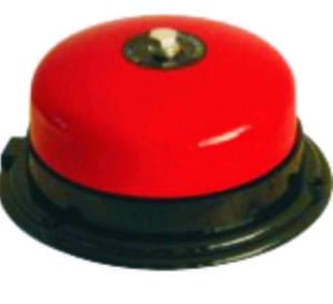 Industrial Gong Bell