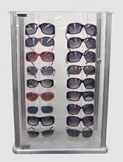 Customize Display For Sunglasses