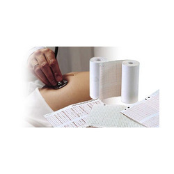 Fetal Monitoring Recording Paper