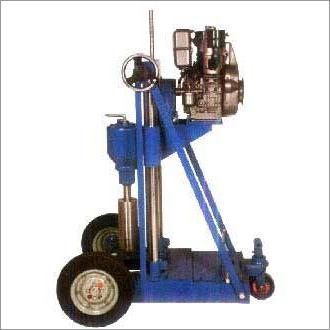 Core Cutting Drilling Machine