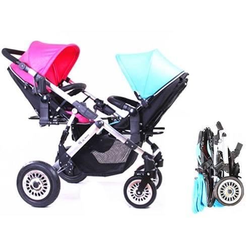 Bugaboo Twin Donkey Multi Function Baby Stroller