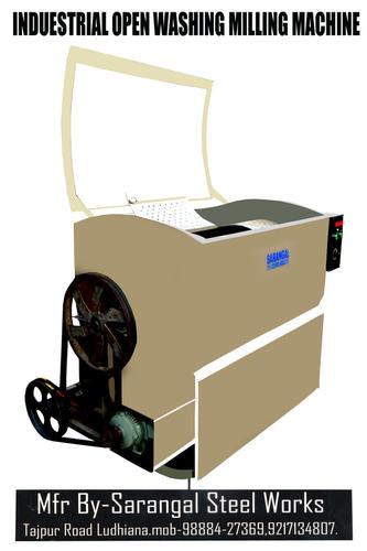 Open Body Washing Machine