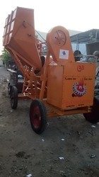 Concrete Hydraulic Mixer