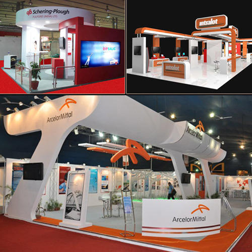 Exhibition Stall Designing And Fabrication Service In Goregaon W