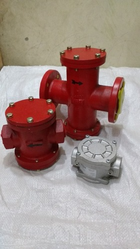 High And Low Pressure Gas Filters