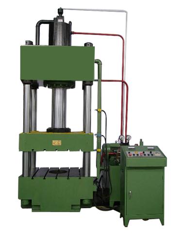 Rubber Hydraulic Press