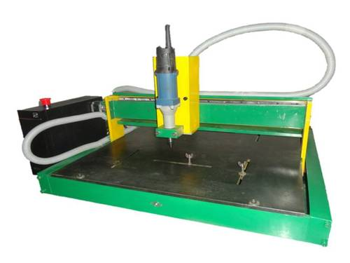 Automatic Cnc Pcb Drilling And Engraving Machine