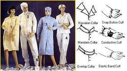 Cleanroom Smock (Lab Coat)