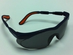 Grey Tinted Safety Eyewear (Stppe Ase168)
