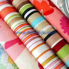 Printed Cotton Fabric in  Khirki Village