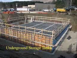 Underground Water Tank Construction Work in G I D C , Ankleshwar