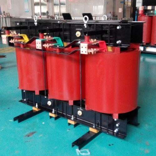 IEC Standard 3 Phase Dry Type Cast Resin Power Transformer 1
