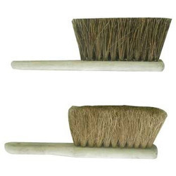 Natural Fiber Banister Brush