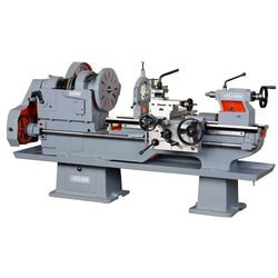 Robust Heavy Duty Lathe Machine