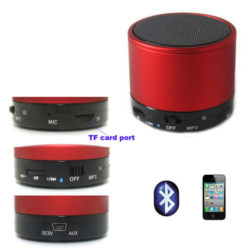 Mini Bluetooth Stereo Speaker