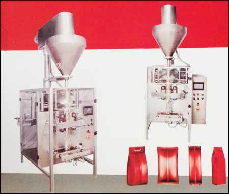 VFFS Auger Filler Packaging Machine