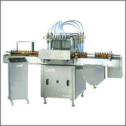 Vial Rinsing Filling And Capping Machines