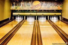 Bowling Pinsetter