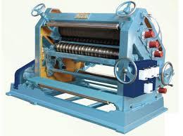 Corrugated Paper Box Machine