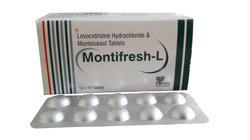 Montelukast Levocetrizine Tablet
