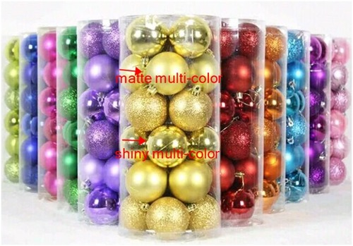 Hanging Christmas Decoration Balls