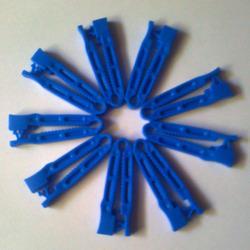 Plastic Umbilical Cord Clamps
