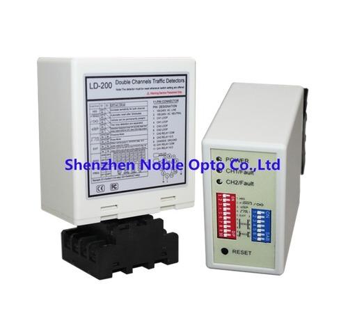 Dual Channel Vehicle Loop Detector