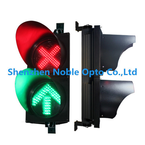 Go And Stop Red Green Traffic Signal Light
