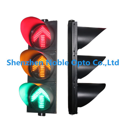 LED Arrow Directional Red Yellow Green Traffic Signal Light