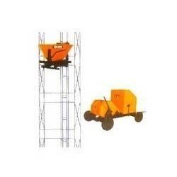 Winch Tower Hoist