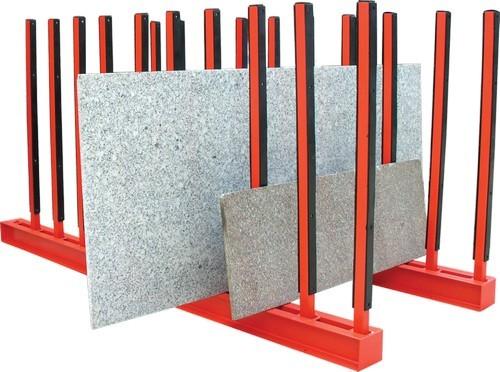 Remnant Slab Rack Frame For Stone
