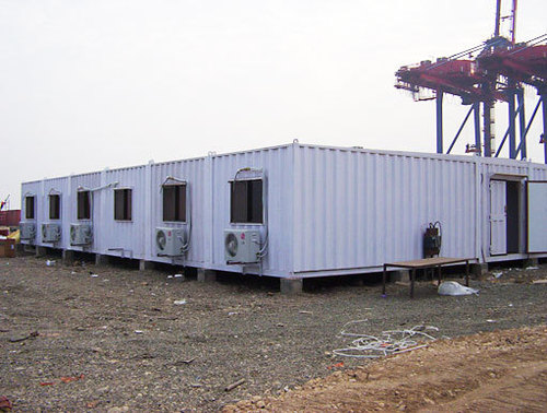 Bunk House For Construction Industry