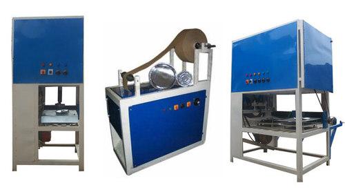 Paper Dona Plate Machines