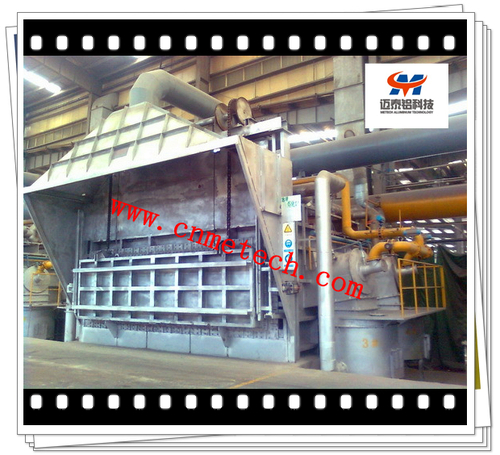 Guangdong Nanhai Light Industrial Products: Regenerative Aluminum Smelting And Refining Furnace In