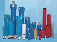 Industrial Compressed Air Filters