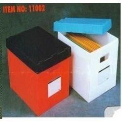 Corrugated Document Box